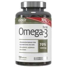Bästa Omega 3 2021